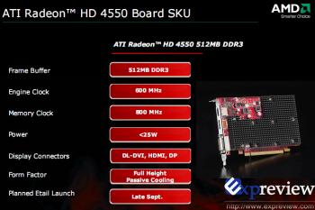Radeon HD 4550
