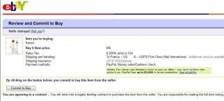 ebay blocage filtrage