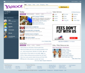 Yahoo page accueil nouvea