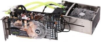 9800GTX+ ECS Hydra SLI