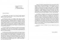 lettre nicolas sarkozy José Manuel Barroso
