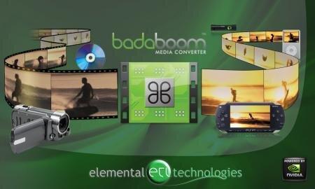 Elemental NVIDIA badaboom