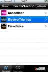 deezer appstore webradio itunes musique