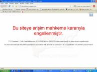 turquie blocage blogger censure filtrage