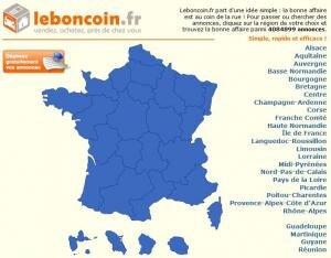 leboncoin.fr escroquerie vente annonces