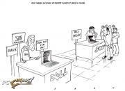 Acer Europe Monde Dell dessin