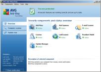 AVG antivirus 8