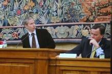 Franck Riester Patrice Martin Lalande député