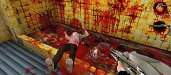 jeux violent