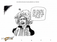 yvette horner P2P pirate séniors quatrième age