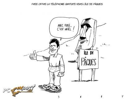 free ile de paques téléphonie fixe