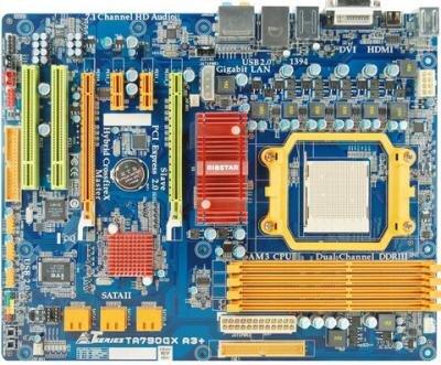 biostar TA790GX A3+ am3