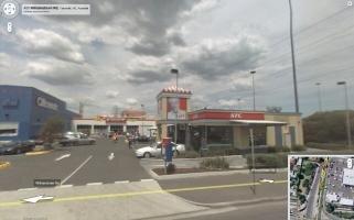 street view KFC