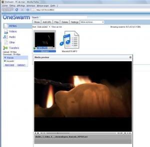 oneswarm transfert F2F P2P