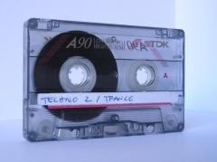 techno musique trance DJ K7 audio