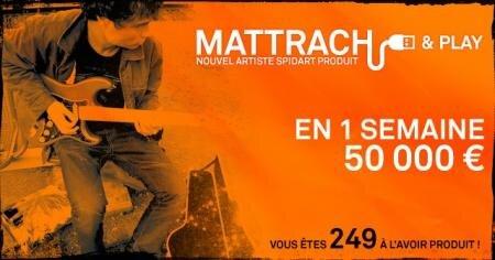 Spidart MattRach