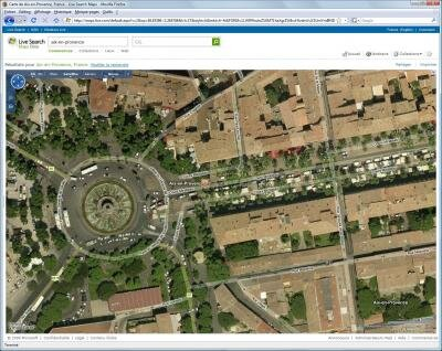 aix en provence live maps