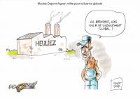 Nicolas Dupont Aignan Licence Globale