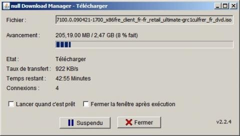 Windows 7 RC Telechargement