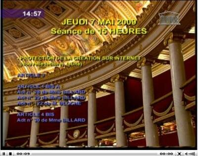 débat assemblée nationale