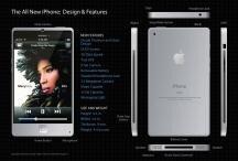 iphone concept mockup