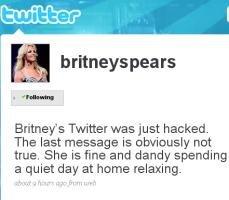 Twitter Britney