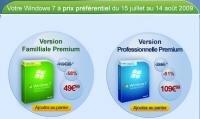 Windows 7 precommande
