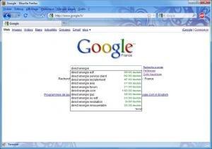 google suggest direct energie décision