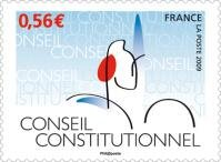 conseil constitutionnel timbre