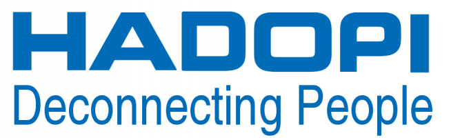 logo HADOPI ministère de la cultureu