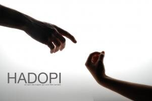 logo HADOPI ministère de la culture