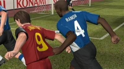 PES 2008 Xbox 360 Football