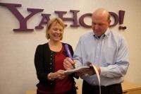 Yahoo Microsoft Bartz Ballmer
