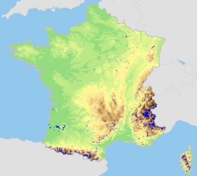 France zones blanches 2G