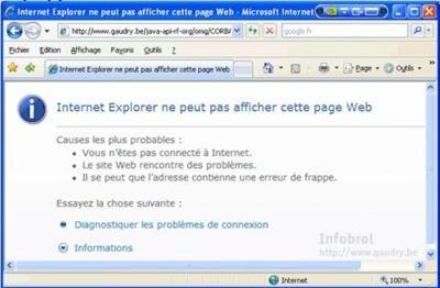 internet DNS erreur