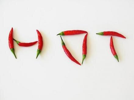 chili hot