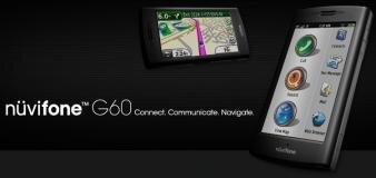 ASUS Garmin Nüvifone G60