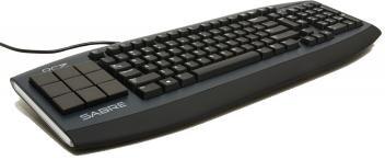 clavier OLED sabre OCZ