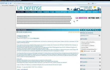 annonce #jeansarkozypartout EPAD defense