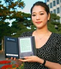LG Display panneaux solaires ebook