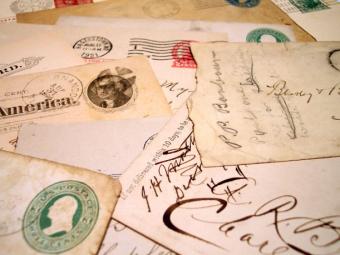 courrier adresse enveloppe
