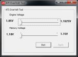 AMD Radeon HD 5970 Overvolt Tool