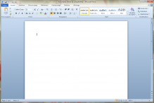 word office 2010