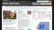 WSJ Wall Street Journal