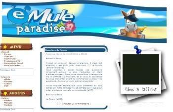 Emule Paradise 2006