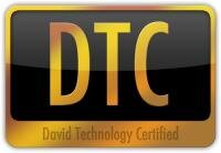 Award DTC David Technology Certified