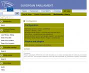 parlement européen windows linux