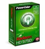 Radeon HD 5750 Go! Green