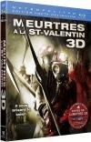 Blu-Ray 3D Meurtres St Valentin
