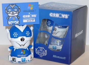 robot win7